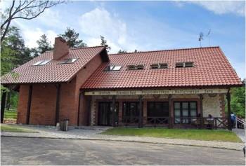 Budynek Centrum Dziedzictwa Przyrodniczego i Kulturowego Jury
